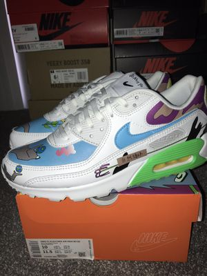 Ruhon wang air max 90 size 10 for Sale in Centreville, VA