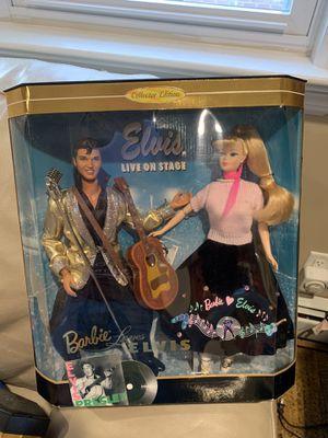 Barbie loves Elvis for Sale in Jefferson, NJ