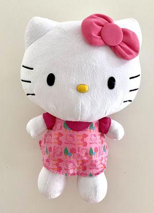 """Like new BIG 20"""" hello kitty plush for Sale in Miami, FL"""