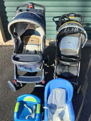 Baby strollers baby boosters for Sale in Colorado Springs, CO