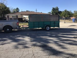 """"""" 12' (LONG) x 6' (WIDE) reinforce metal for Sale in Rancho Cucamonga, CA"""