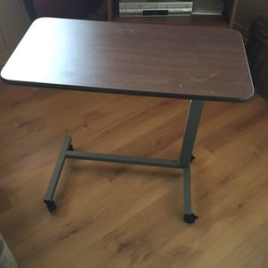 Over The Bed Hospital Table for Sale in Hoquiam, WA