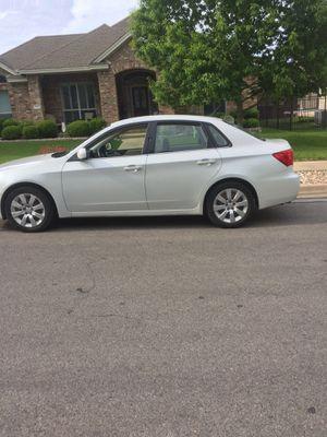 2009. Subaru Impreza for Sale in Manchaca, TX