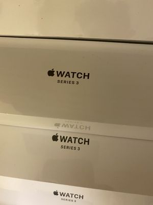 Apple Watch series 3 38MM BRAND NEW SEALED for Sale in Lauderhill, FL