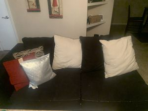Sectional/couch for Sale in Dallas, TX