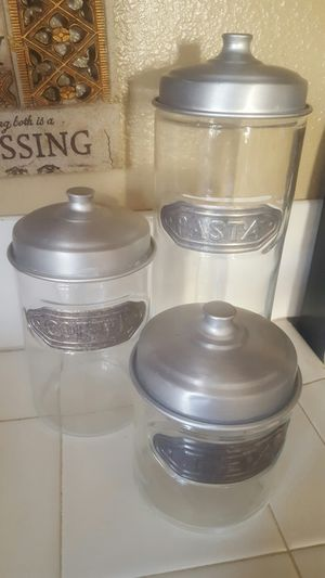 Kitchen canisters for Sale in San Diego, CA