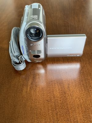 Sony Digital Video Camera Recorder for Sale in Brentwood, TN