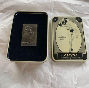 Zippo Lighter - The Varga Girl 1935 for Sale in Paradise Valley, AZ