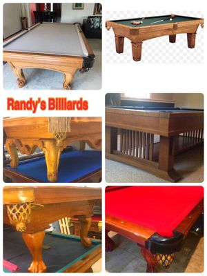 POOL TABLE FOR SALE for Sale in Miami, FL