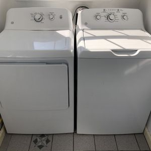 GE® Washer And Dryer Set For Sale for Sale in Los Angeles, CA