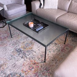Restoration Hardware Wrought Iron Coffee Table for Sale in Chicago,  IL