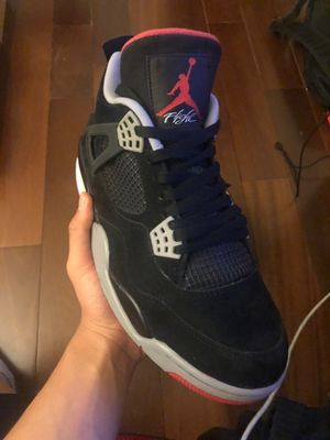 Jordan 4 breds for Sale in Sacramento, CA