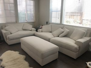 Ainsley Ivory Sofa set for Sale in Newark, CA
