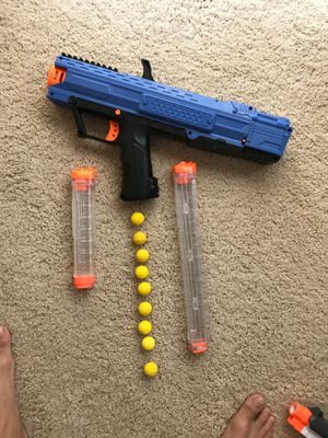Nerf rival gun for Sale in Portland, OR