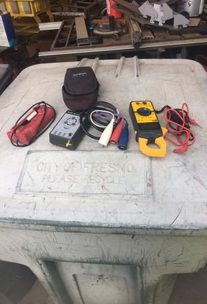 Electrical tools for Sale in Fresno, CA