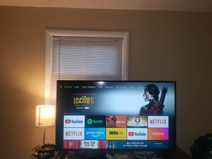 "Insignia 50"" LED 4k UHD Smart TV for Sale in Silver Spring, MD"