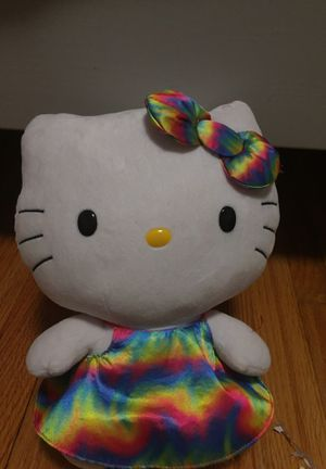 Hello kitty stuffed animal for Sale in Lincoln, RI