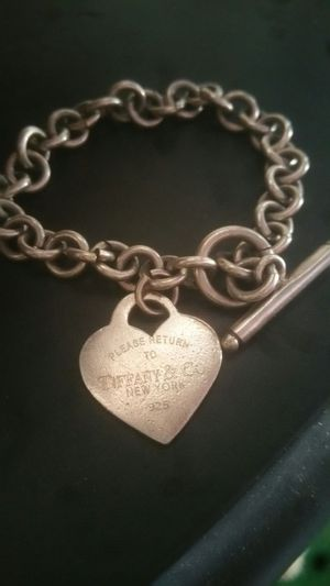 Tiffany Co. Bracelet for Sale in Benton City, WA
