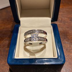 Wedding ring set for Sale in Waco,  TX