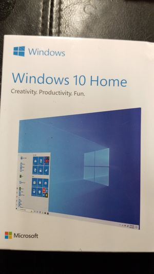 Windows 10 Home for Sale in Fremont, CA