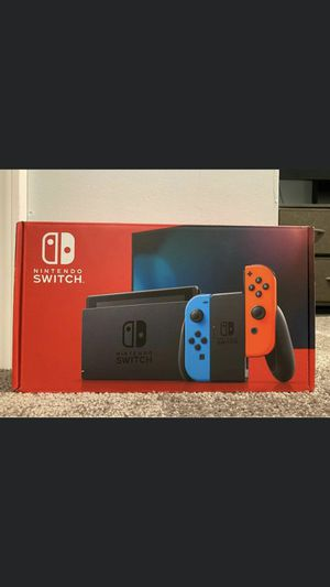 Nintendo Switch V2 for Sale in Schenectady, NY