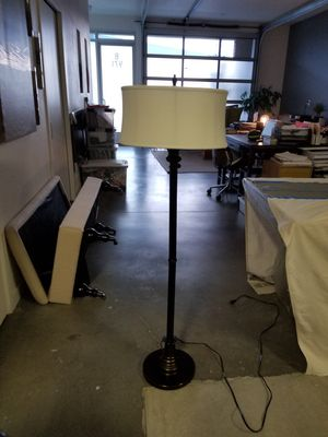 Stand up lamp for Sale in Richmond, CA