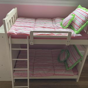 American Girl Doll Bunk Beds for Sale in South Harrison Township, NJ