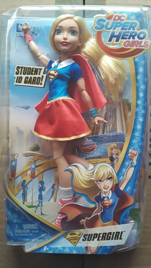 DC SUPER HERO GIRLS DOLL (SUPER GIRL) NEW TOYS $15 ✔✔✔PRICE IS FIRM✔✔✔ for Sale in Huntington Park, CA