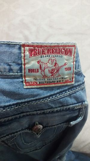 True Religion jeans 36w for Sale in West Palm Beach, FL