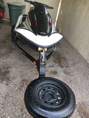 YETSKY HONDA 2006 TURBO 4 STROKE AQUATRAX R-12X WITH REVERS for Sale in Tucson, AZ