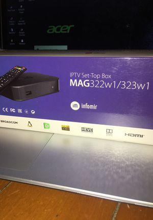 IPTV Live TV new model built in WiFi for Sale in Corona, CA