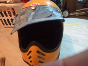 Dirt bike helmet for Sale in Whitehall, OH