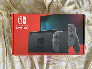 Nintendo Switch Grey for Sale in Pittsburgh, PA