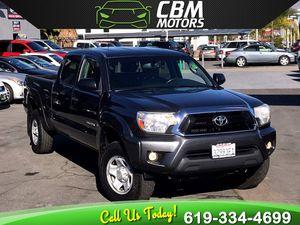 2012 Toyota Tacoma for Sale in El Cajon, CA