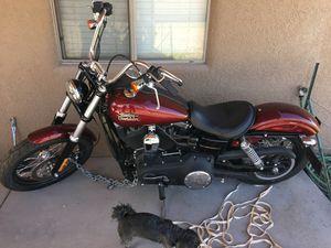 16 Harley streetbob custom for Sale in Somerton, AZ