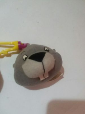 McDonald's Collectible Chickmunk Head CLIP ON Toy for Sale in Wilmington, DE