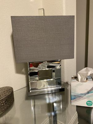 Mirror Lamp & shade for Sale in Frisco, TX