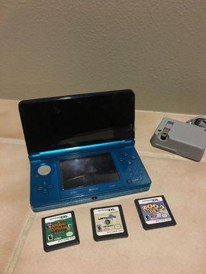 Nintendo 3ds bundle for Sale in Lynnwood, WA