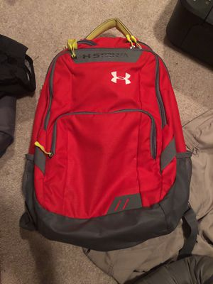Under Armour backpack for Sale in West Springfield, VA