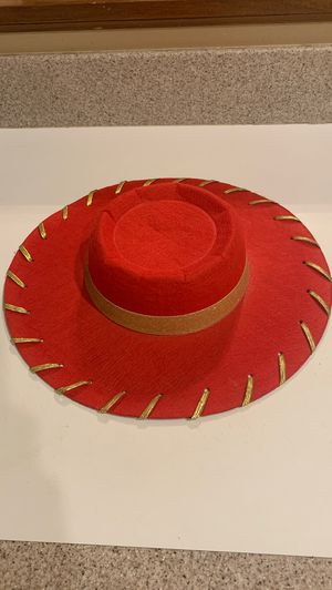 Toy Story Jessie costume hat for Sale in Rancho Santa Margarita, CA