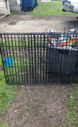 Dog crate for Sale in San Antonio, TX