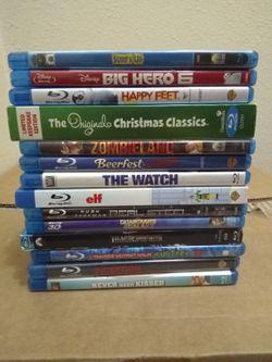 Blu-Rays for Sale in Fresno,  CA