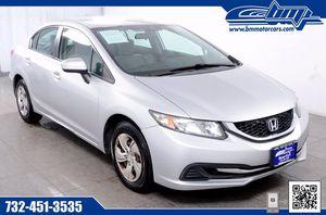 2014 Honda Civic Sedan for Sale in Rahway,, NJ