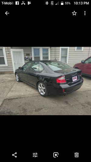 2008 Subaru legacy 2.5 for Sale in Cleveland, OH