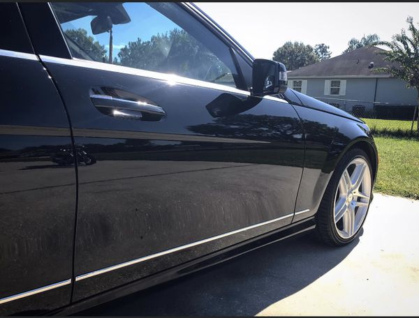 2010 MZB C 300 Sport AMG Package. Black on Black