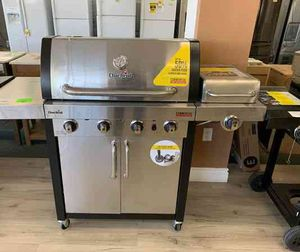 Brand New Stainless Steel Char-Broil BBQ Grill! 8 for Sale in Riverside, CA