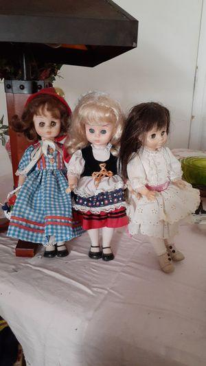 Vintage Madame Alexander Dolls -As Is for Sale in Mesa, AZ