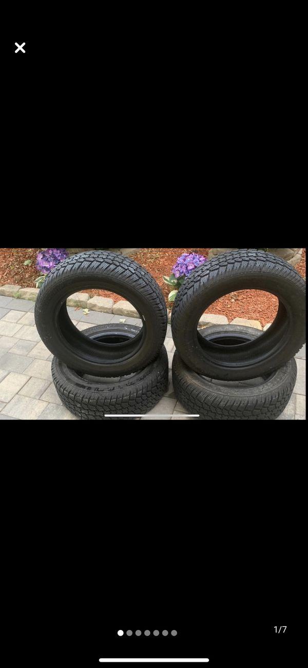 Brand new tires