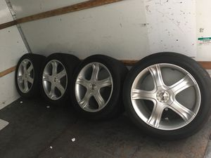 "Antera 20"" inch wheels Jeep Grand Cherokee SRT8 for Sale for sale  Long Branch, NJ"