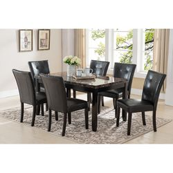 Brand New 7PC Dining Room Set for Sale in Claremont,  CA